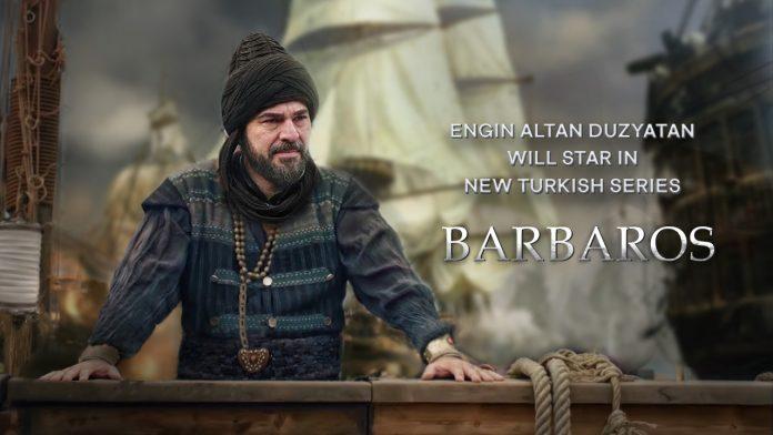 New Turkish Series Barbaros 4