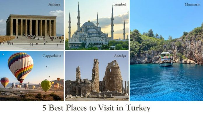Best Places in Turkey