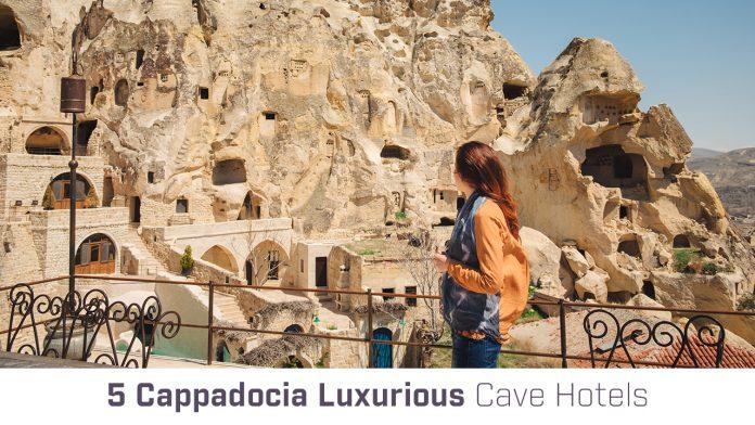 Cappadocia Luxurious Cave Hotels Visit