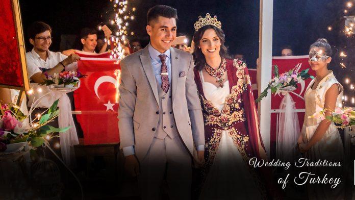 Wedding Traditions of Turkey
