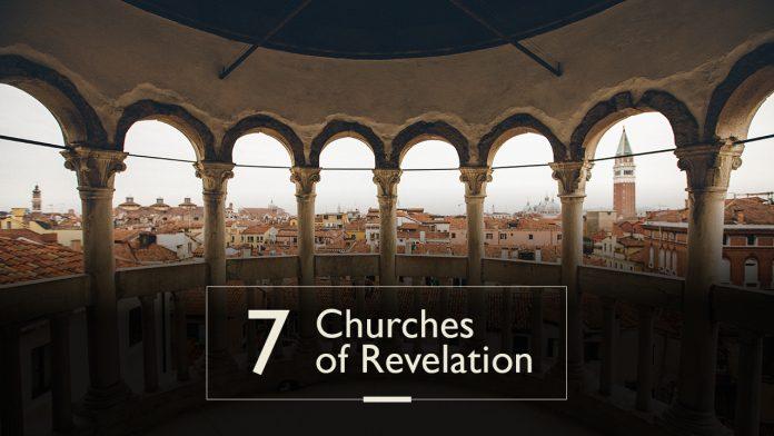 churches of revelation
