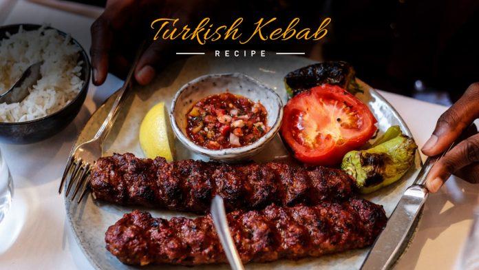 Turkish Kebab Recipe
