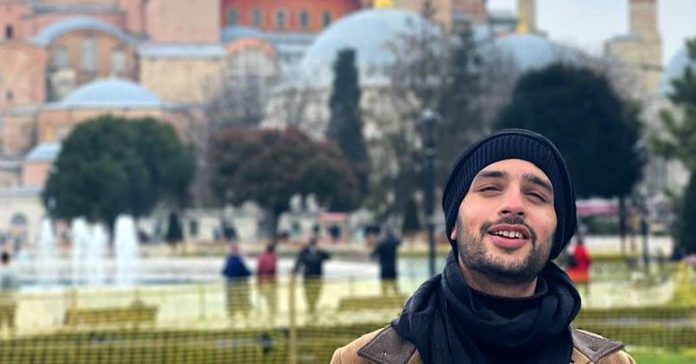 Turkey tour - Usama Khan