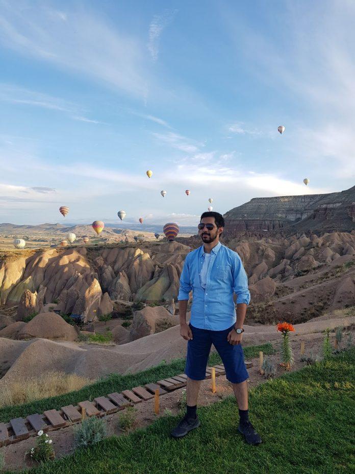 Hot Air Ballooning with Faizan