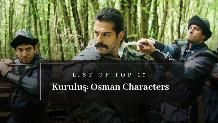 Osman Characters