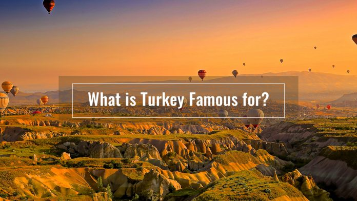 What is Turkey Famous for