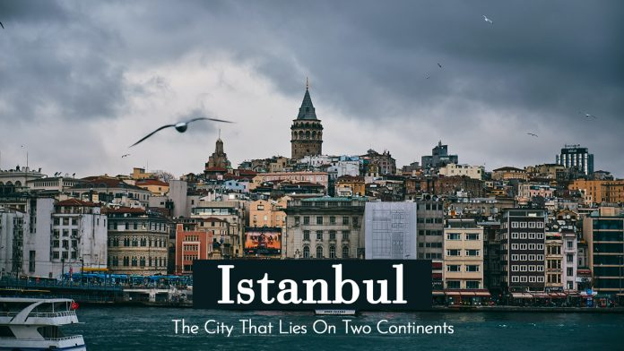 The City That Lies On Two Continents