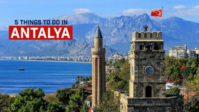 5 Things to do in Antalya