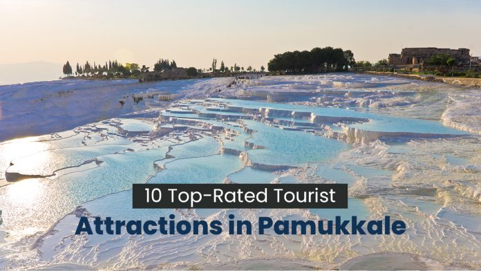 Tourist Attractions in Pamukkale