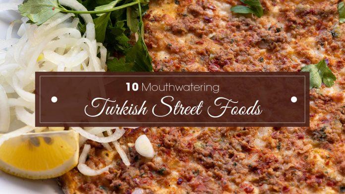 Turkish Street Foods