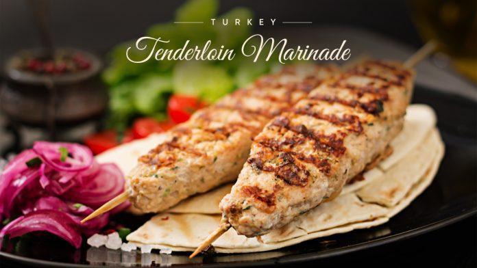 Turkey Tenderloin Marinade